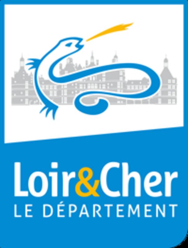 Le Loir et Cher - Télécharger le logo